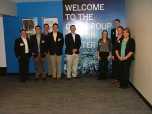 CRMER Students at CME Group